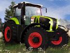 Çiftlik Kargo Traktörü Oyunu