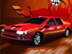 Çölde Araba Yarışı Oyunu