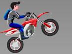 Motosikletle Sevgiliyi Etkile Oyunu