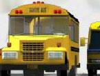 Okul Otobüsü Ehliyeti Oyunu