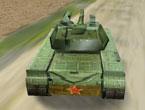 Tankların Süratli Yarışı Oyunu