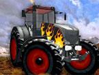 Traktör Şoförü Oyunu