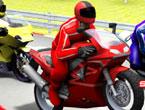 Zorlu Motor Yarışı Oyunu